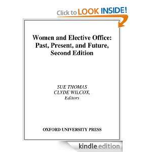 Women and Elective Office  Past, Present, and Future [Print Replica