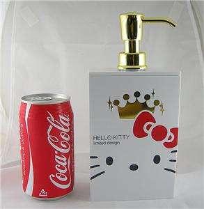 Sanrio Hello Kitty Shampoo bottle Limited Design Japan