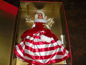 1994 Peppermint Princess Barbie Doll Winter Princess Collection