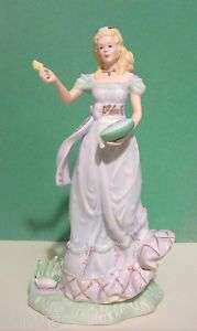 LENOX LEGENDARY PRINCESS PEARL PRINCESS Limited Figurine NEW in BOX w