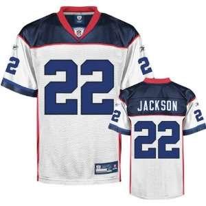 Fred Jackson Jersey Reebok Navy Replica #22 Buffalo Bills