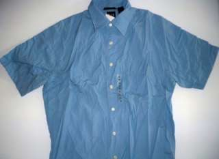 New Mens Gap Short Sleeve Shirt (Assorted Colors) Size Small NWT
