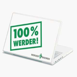 Prozent Werder Laptop Notebook Vinyl Coverl Skin Sticker Electronics