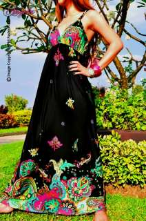 NEW Summer Ladies Evening Long Maxi Dress Free Shipping