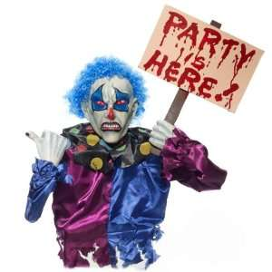 Tara Clown Molested