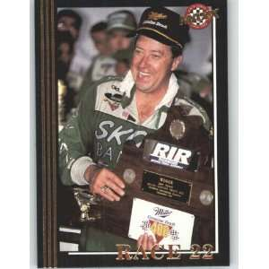 1992 Maxx Black Racing Card # 286 Harry Gant YR   NASCAR