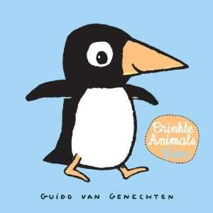 Animals Water (Crinkle books) [Rag Book] Guido van Genechten Books