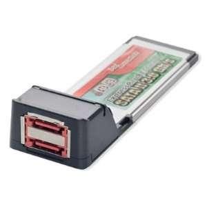 Expresscard eSATA II High Speed Ports Laptop/Notebook PC ExpressCard
