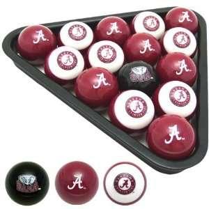Officially Licensed Alabama Crimson Tide NCAA Billiard