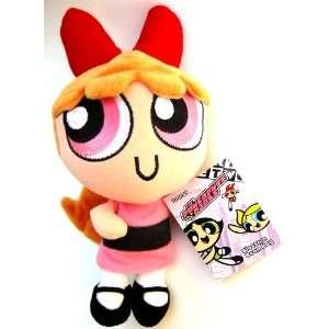 Warner Bros. Powerpuff Girls BLOSSOM 9 Bean Bag Plush