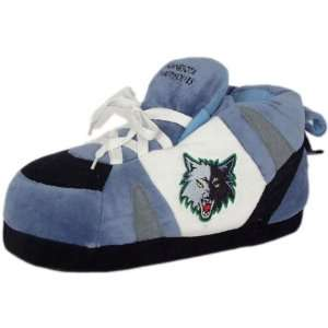 : Minnesota Timberwolves Mens House Shoes Slippers: Sports & Outdoors
