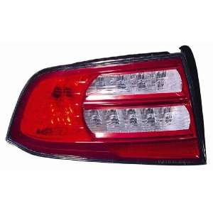 07 08 Acura TL Tail Light ~ Right (Passenger Side, RH
