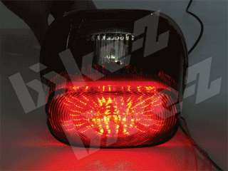 LED Tail Light for Harley Davidson softail sportster