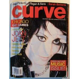 Curve Magazine: Joan Jett (July / Aug 2006) ((July / Aug