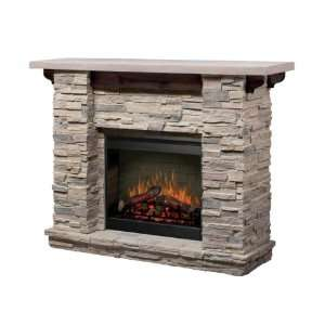 Dimplex GDS261152LR Featherston Electric Fireplace Home