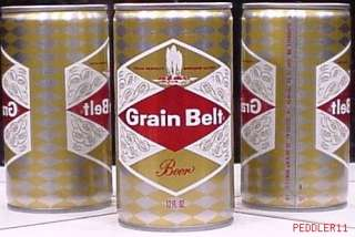 GRAIN BELT BEER CS CAN \\\ LA CROSSE WISCONSIN /// 3Tbo