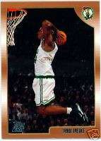 1998 99 Topps Paul Pierce RC Boston Celtics