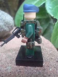 We can build all almost all types of custom Lego mini figures, so if