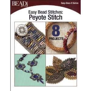 Books Easy Bead Stitches: Peyote Stitch: Arts, Crafts & Sewing