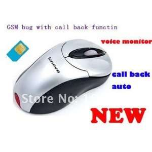 bug monitor with auto call back funtion 20pcs/lot