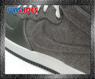 Nike Air Force 1 High VT PRM Midnight Fog Natural Grey US 8.5~11 nsw
