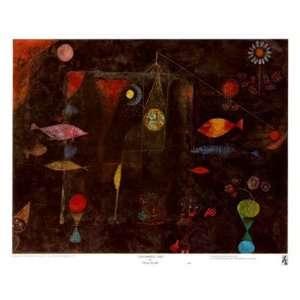 Fish Magic by Paul Klee 26x21: Toys & Games