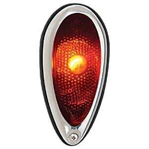 JEGS Performance Products 90000 39 Ford Style Tail Light w/o Blue Dot