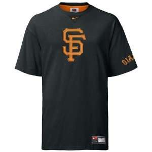 Nike San Francisco Giants Black Tackle T shirt  Sports