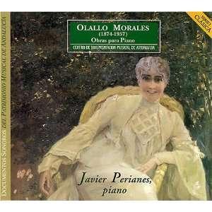 Olallo Morales Obras para Piano Olallo Morales, Javier