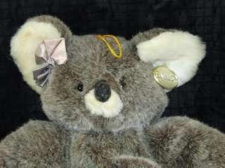 BIG 19 Full Body Koala Bear Plush Duffle Bag Plush
