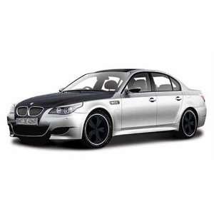 BMW M5 Pearl White/Black 118 Maisto Diecast Model Car Toys & Games