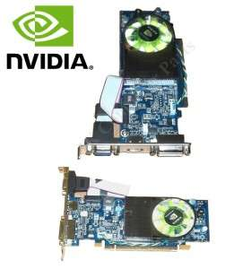 Nvidia GeForce GT120 1GB GDDR2 PCI Express Video Card HDMI NEW OEM VG
