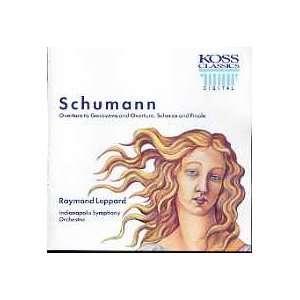 Schumann Symphony No 1, Op. 38; Overture, Scherzo and Finale. Op