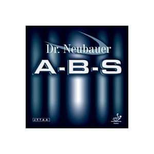 DR NEUBAUER A.B.S. Anti Table Tennis Rubber Sports