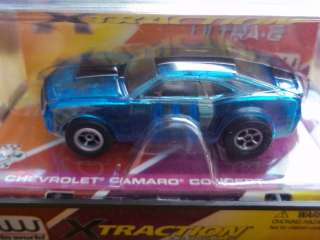 Xtraction Ghost Ice Blue 06 Chevy Camaro Limited 1 of 500 Slot car