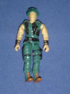 GI JOE GIJOE 1988 Muskrat Action Figure