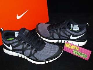 Nike Wmns Free 3.0 V3 Dark Grey Black White US6~6.5 Running 454079001