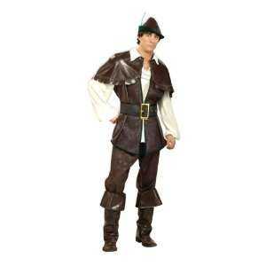 Forum Novelties F59784 XL Mens Deluxe Robin Hood Costume