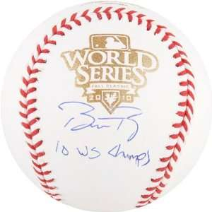 Buster Posey Autographed Baseball  Details San Francisco