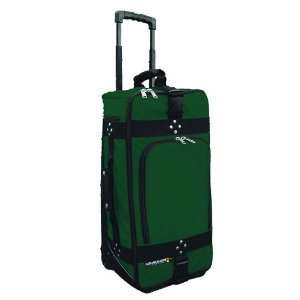 Club Glove 2011 Carry On Rolling Travel Bag (Green)