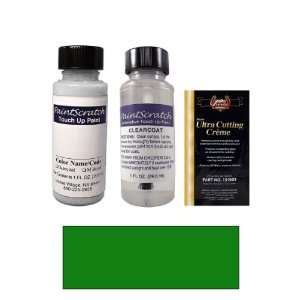 Oz. Medium Green Pearl Metallic Paint Bottle Kit for 1994 Buick All
