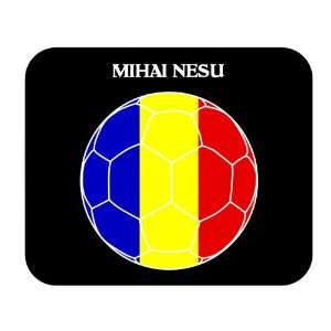 Mihai Nesu (Romania) Soccer Mouse Pad: Everything Else