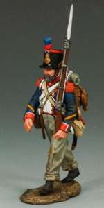 NEW King & Country French Line Infantry w/ Beard NA234