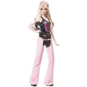 Order* Barbie Pink Label Collection Harley Davidson Doll Toys & Games