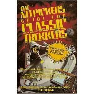 ): Phil Farrand, George Takei, Nichelle Nichols, Walter Koenig: Books