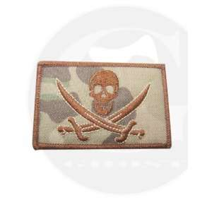 US Navy SEAL Team Calico Jack Multicam Pirate Flag Everything Else