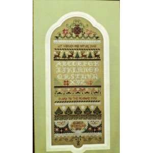 Christmas Sampler (chart pack)   Cross Stitch Pattern