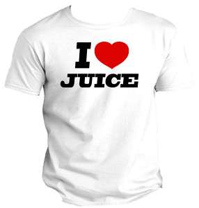 Love Juice Hipster OJ Funny T Shirt