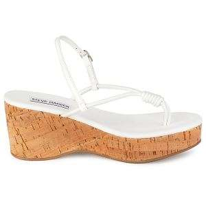 STEVE MADDEN Minow Thongs Sandals Shoes Womens New Size