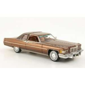 Cadillac Coupe De Ville, 1976, Model Car, Ready made